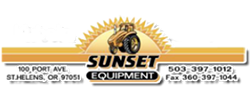Watkins Tractor & Supply Co. and Sunset Equipment  Logo